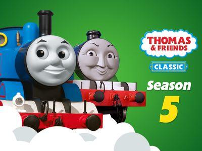 Season 05, Episode 16 Thomas, Percy & Old Slow Coach
