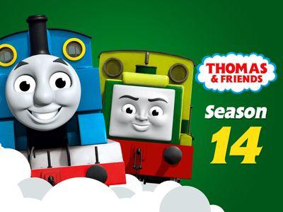 Season 14, Episode 13 Thomas & The Snowman Party