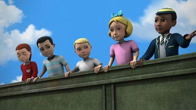 Season 17, Episode 02 Scruff's Makeover