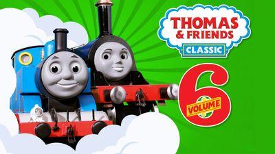 Season 06, Episode 11 Thomas, Percy & The Squeak / Thomas and the Jet Engine