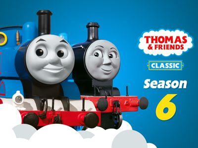 Season 06, Episode 21 Thomas, Percy & The Squeak