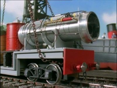 Season 06, Episode 22 Thomas The Jet Engine