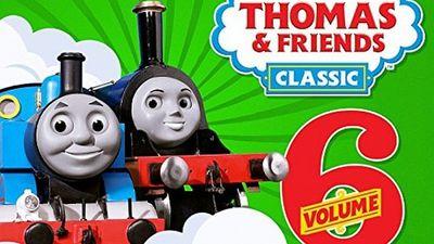 Season 06, Episode 09 Gordon Takes A Tumble / Percy's Chocolate Crunch