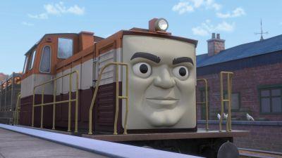 Season 23, Episode 08 Thomas Makes a Mistake