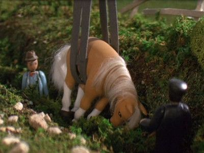Season 07, Episode 20 Harold & The Flying Horse