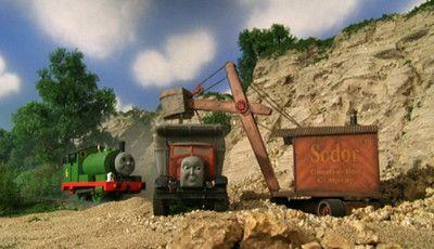 Season 10, Episode 36 Thomas & The Moles