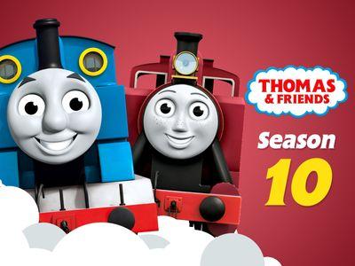 Season 10, Episode 20 Thomas' Frosty Friend