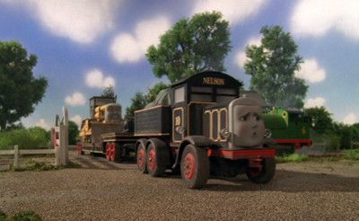 Season 10, Episode 37 Percy Helps Out