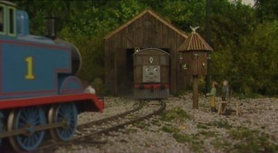 Season 10, Episode 12 Toby's New Shed