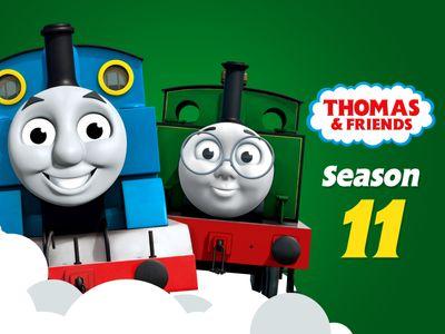 Season 11, Episode 01 Thomas & The Storyteller