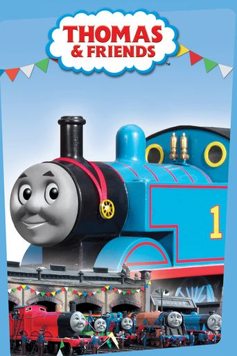Thomas & Friends Poster