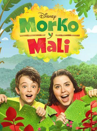 Morko y Mali Poster