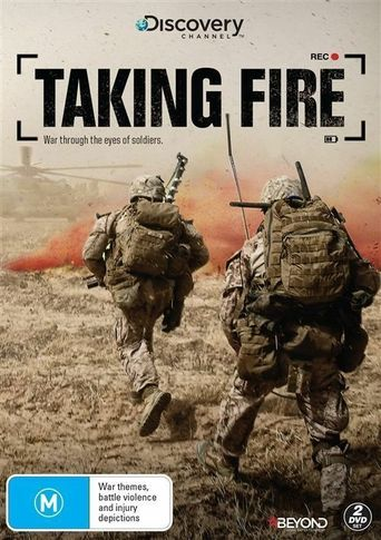 Taking Fire Poster