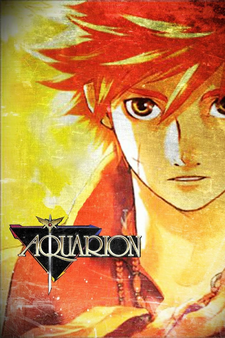 Aquarion Poster