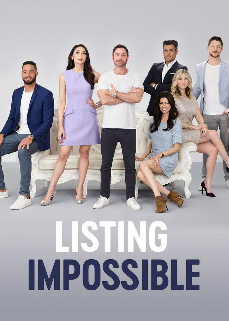Listing Impossible Poster