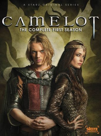 Camelot Watch Episodes On Hulu Starz And Streaming