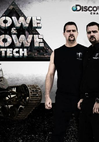 Black Ops Brothers: Howe & Howe Tech Poster