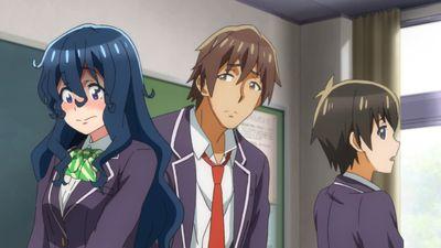 Season 01, Episode 03 Chiaki Hoshinomori and StreetPass Communication