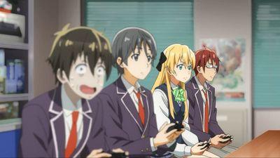 Season 01, Episode 01 Keita Amano and Chapters of the Chosen