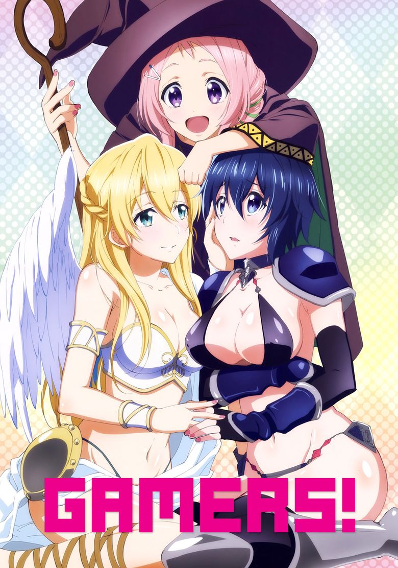 GAMERS! Poster