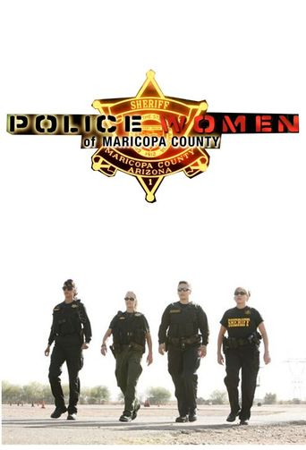 Police Women of Maricopa County Poster