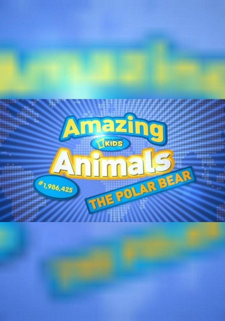 Amazing Animals Poster