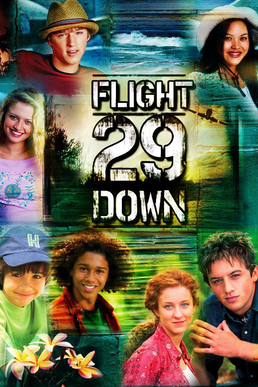Flight 29 Down Poster