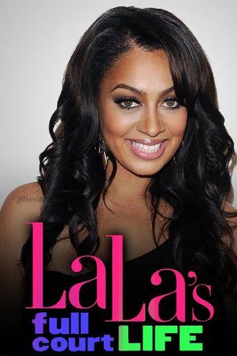 La La's Full Court Life Poster
