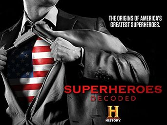 Superheroes Decoded Poster