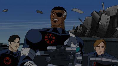 Season 01, Episode 01 Iron Man is Born