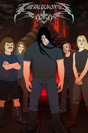Metalocalypse Poster