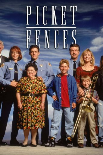 Picket Fences Poster
