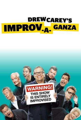 Drew Carey's Improv-A-Ganza Poster