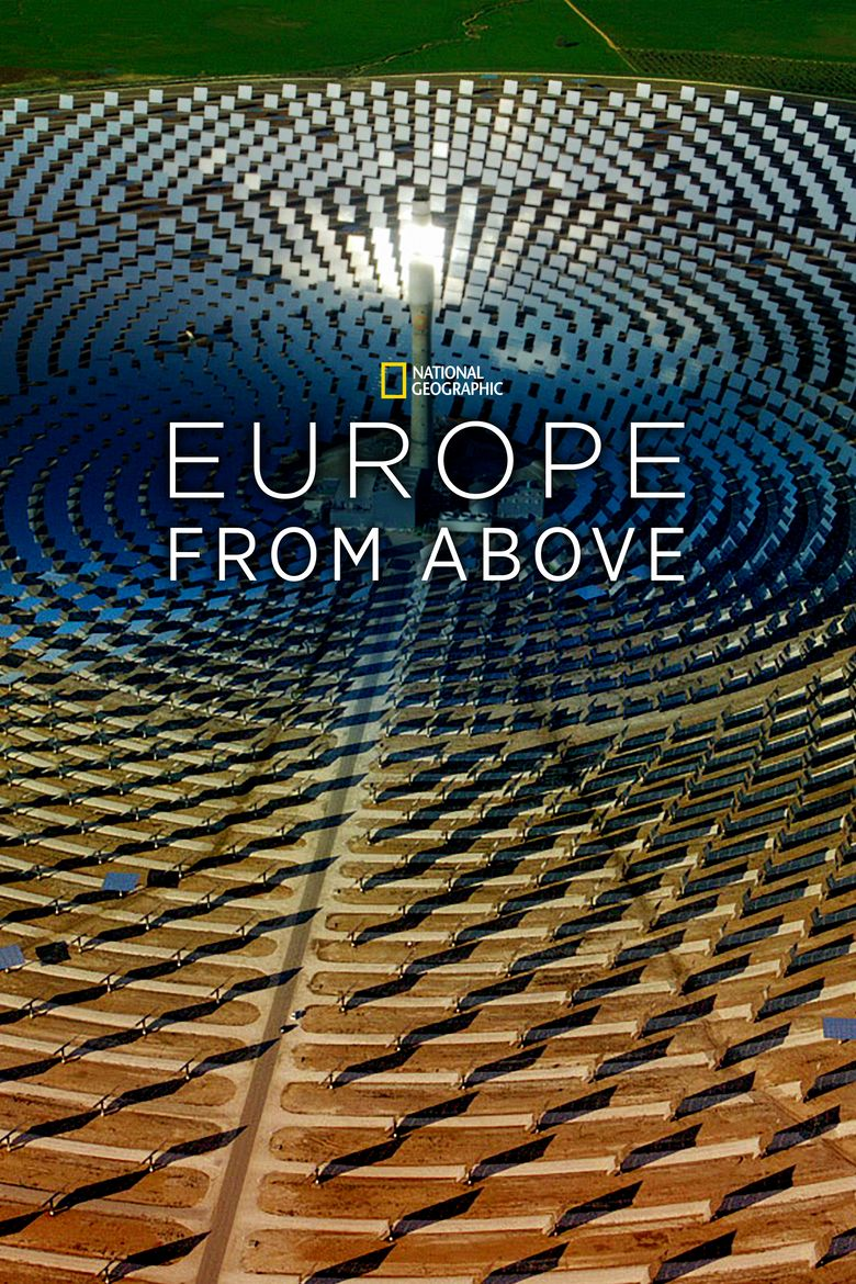 Europe From Above Poster
