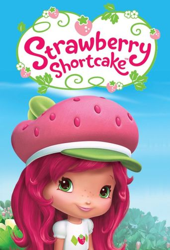 Strawberry Shortcake's Berry Bitty Adventures Poster