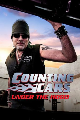 Counting Cars: Under the Hood Poster
