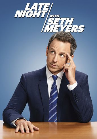 Watch Late Night with Seth Meyers