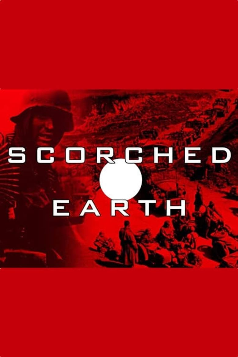 Scorched Earth WWII Poster