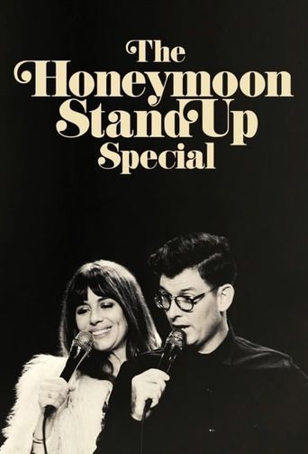 The Honeymoon Stand Up Special Poster