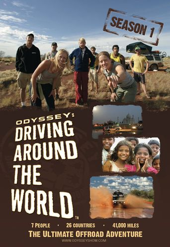 Odyssey: Driving Around the World Poster