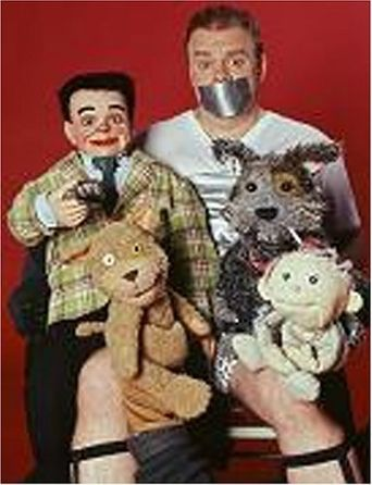 Puppets Who Kill Poster