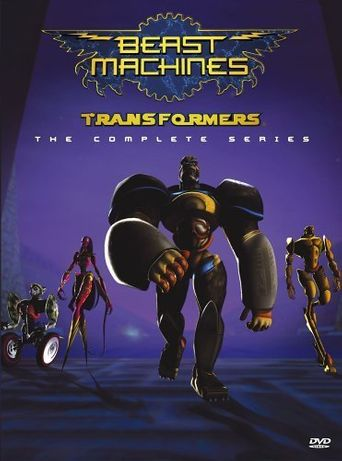 Transformers: Beast Machines Poster