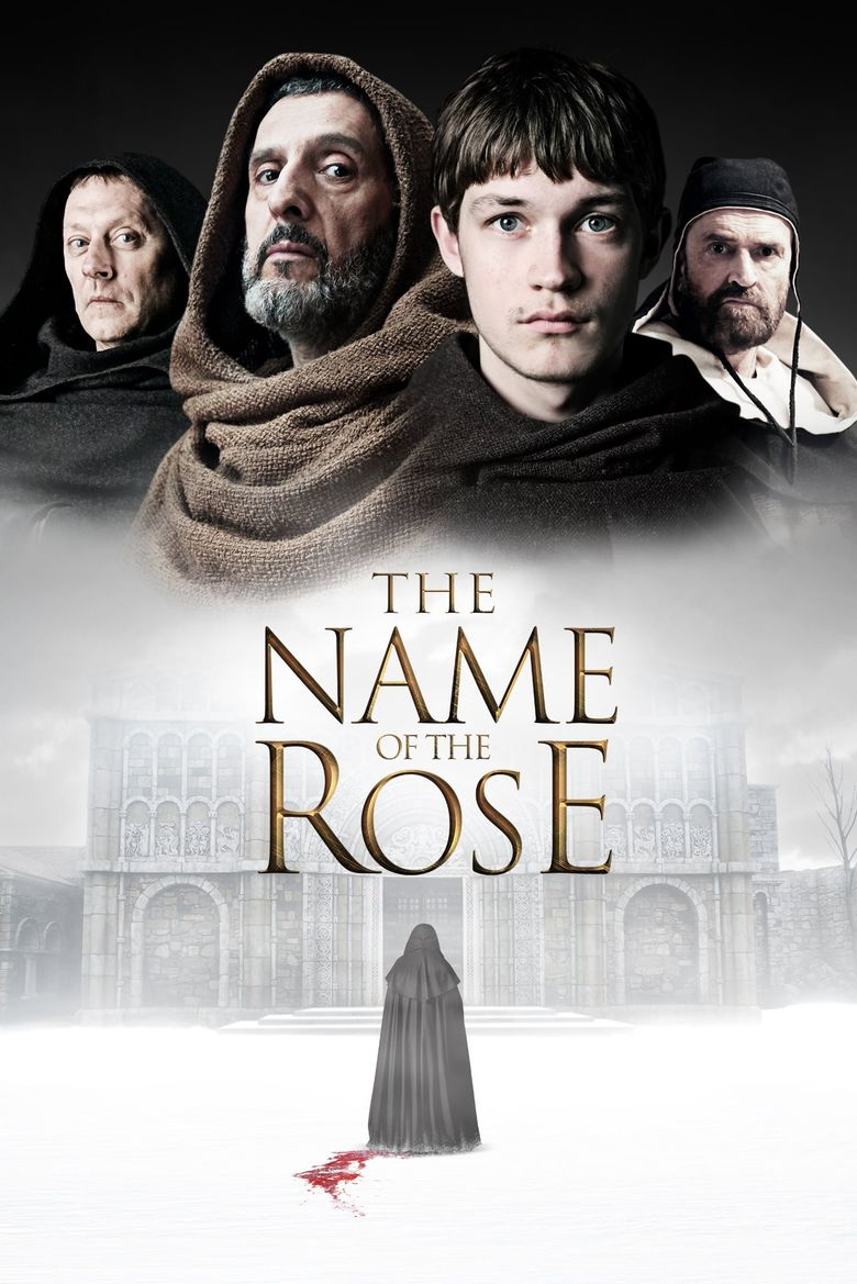 The Name of the Rose Poster