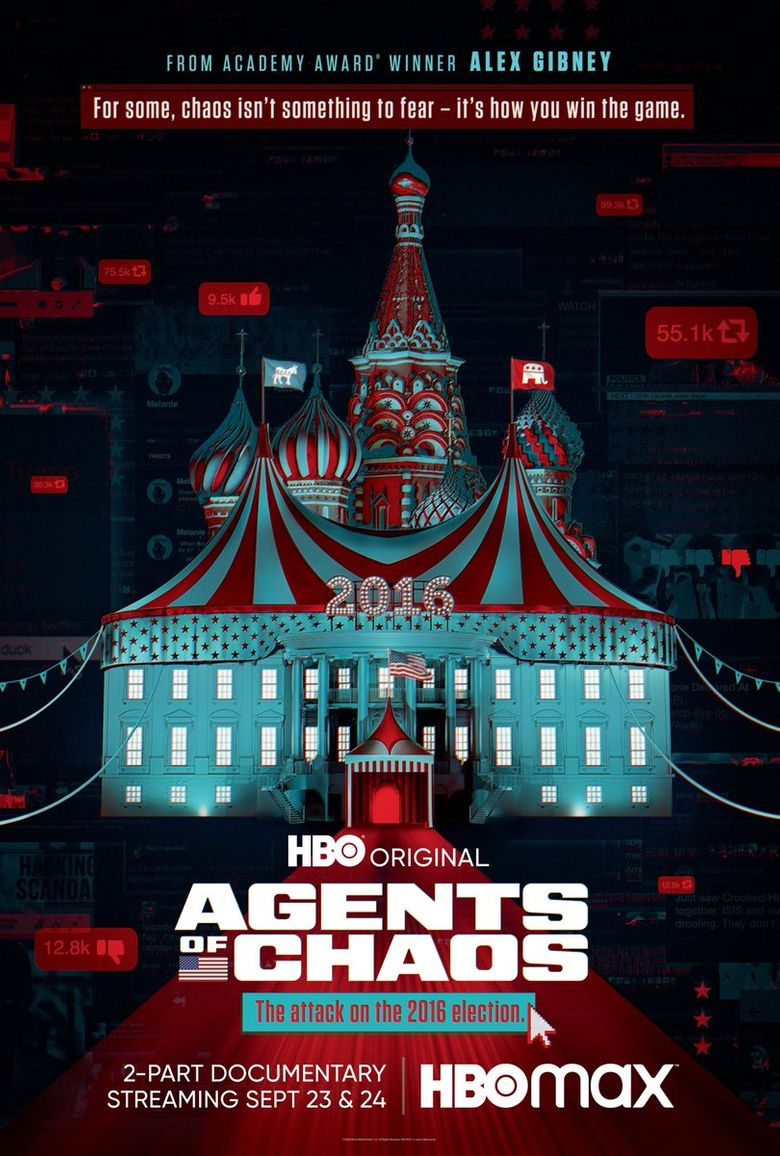 Agents of Chaos Poster