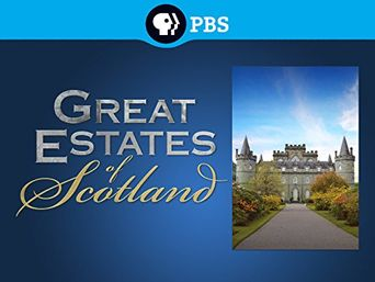 Great Estates Scotland Poster