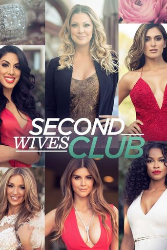 Second Wives Club Poster