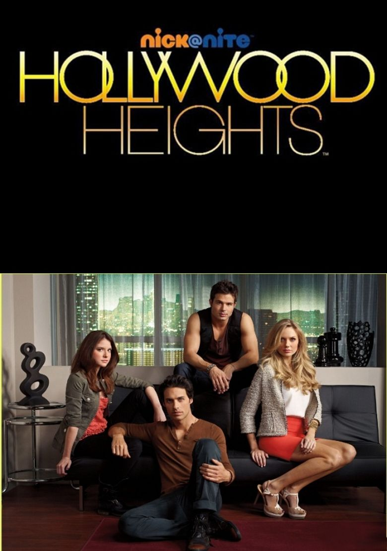 Hollywood Heights Poster