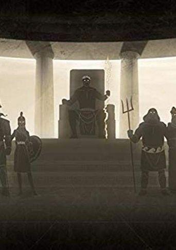 Great Greek Myths Poster
