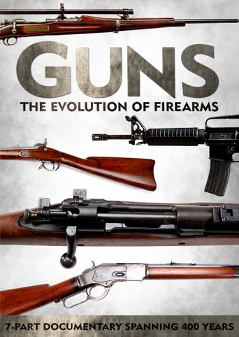 Guns: The Evolution of Firearms Poster