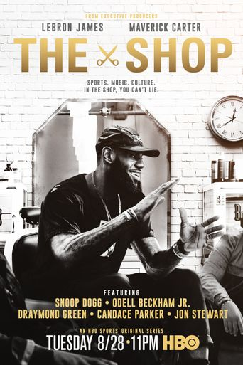 The Shop: Uninterrupted Poster
